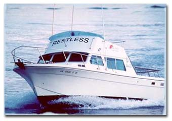"Charter ""Restless"" For Your Alaska Halibut Fishing Adventure"